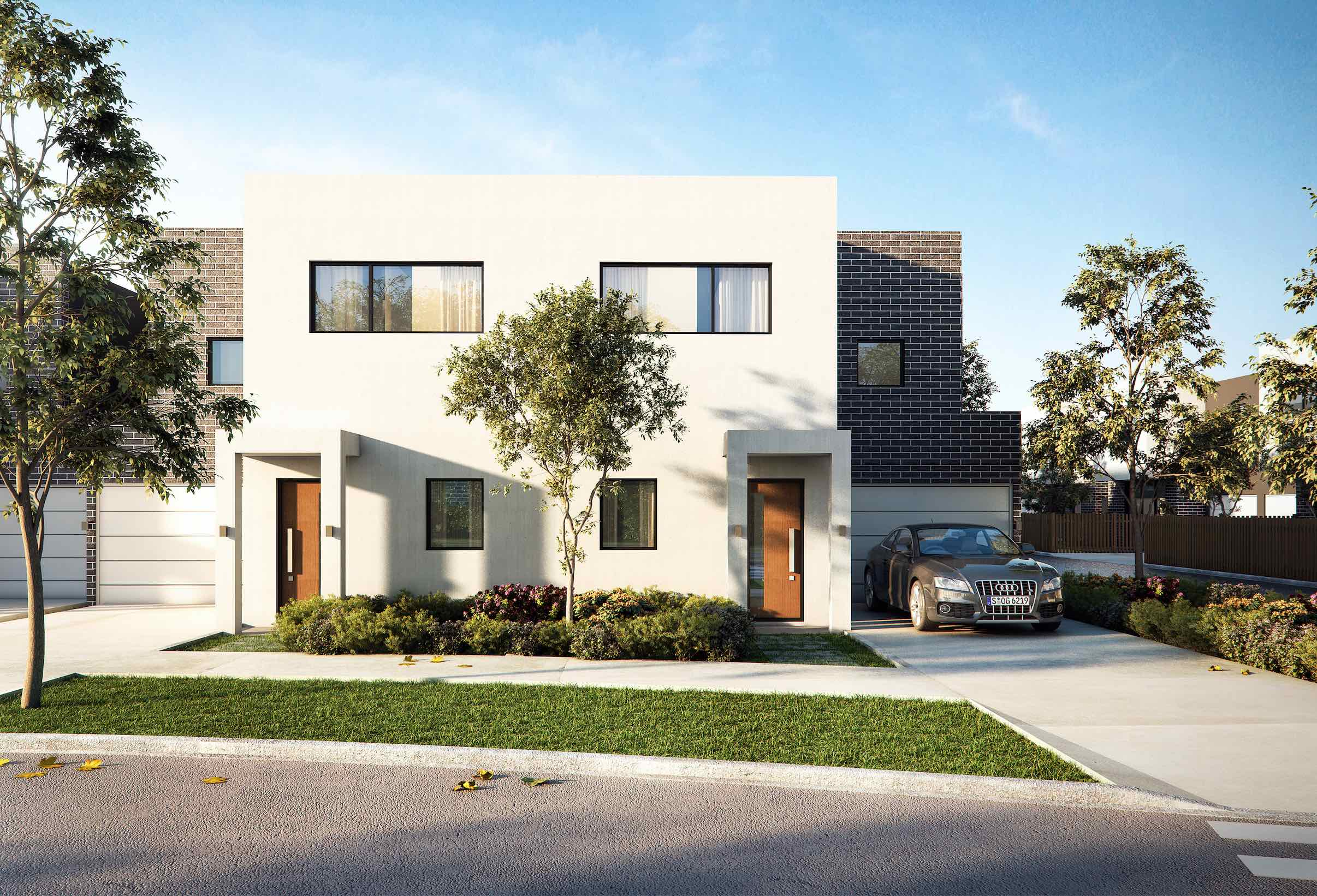 Essence Estate - South Morang Render 2