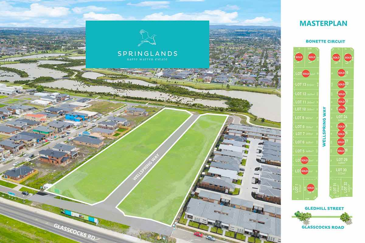 Springlands Masterplan