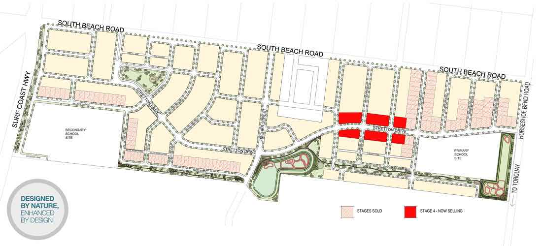 Stretton Estate - Torquay Masterplan