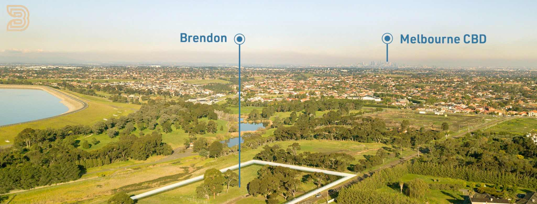 The Brendon Greenvale Aerial